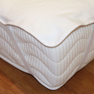 Soft Pro fleece protective mattress cover – top sheet