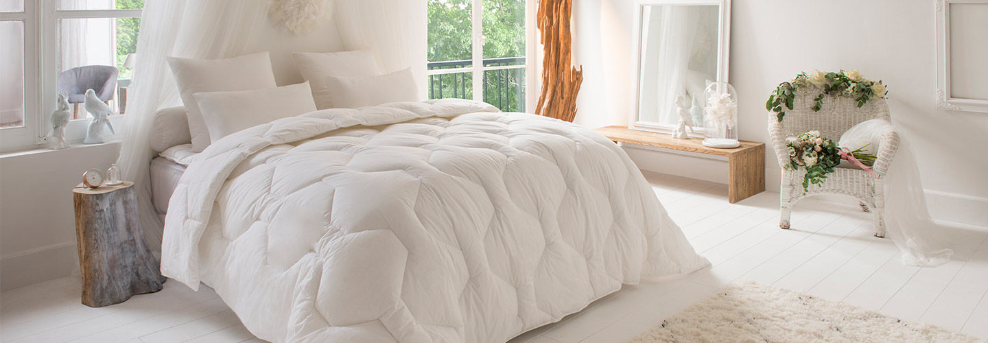 Gamme Couette Silver
