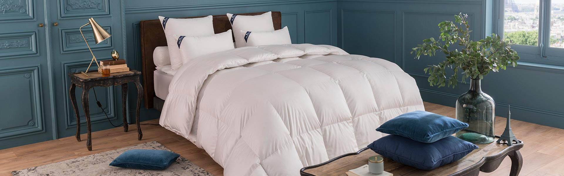 Duvets Pillows Mattress Toppers And Bedding Protection Official